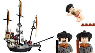 Lego Fantastic Beasts Grindelwald S Escape 75951 Review Lights, camera, action—we're taking a closer look at the best boat movies of all time. playtube