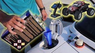 We Put NITRO R/C CAR Fuel In Our ACTUAL Car!