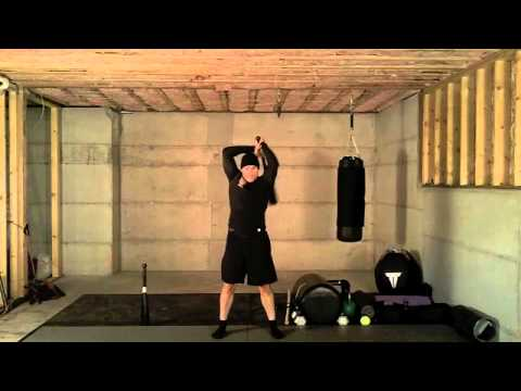 Clubbell Full Body Workout | Firefighter Workout | Tacfit Firefighter