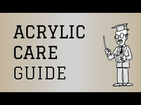 Fabric Care Guide : Acrylic | How to care for Acrylic Clothing