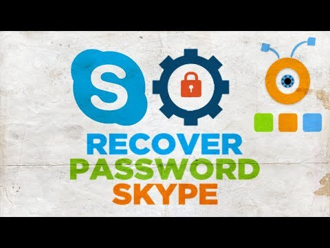 How to Recover Password from Skype Account