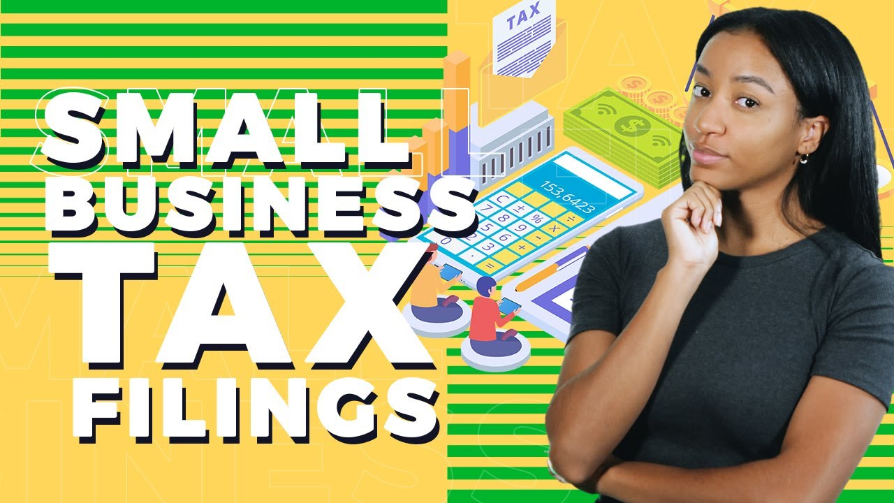 Small Business Tax Filings - Everything You Need to Know to Avoid IRS Penalties!