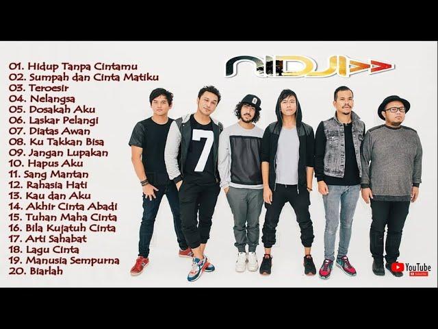 Download NIDJI FULL ALBUM     20 LAGU PILIHAN TERBAIK MP3 Gratis
