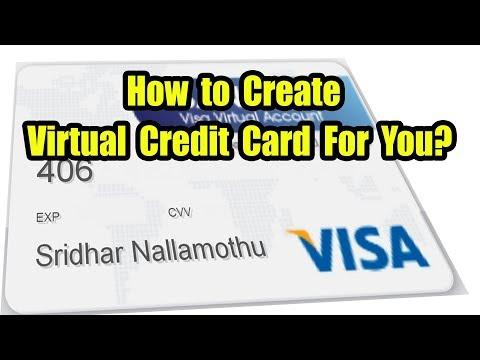 Get free Virtual Credit Card for Verification | Rana Raheel Tariq