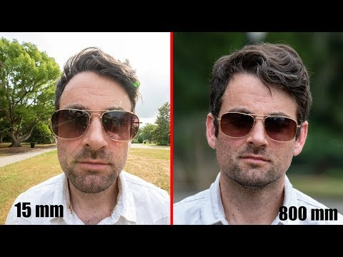 Lens Compression Doesn't Exist - Here's Why