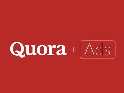 Quora Launches Self-Serve Ad Platform