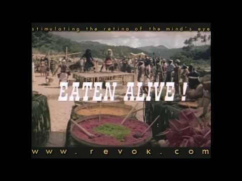Xxx Mp4 EATEN ALIVE 1980 Trailer For Umberto Lenzi 39 S Sleazy Cannibal Jungle Adventure 3gp Sex
