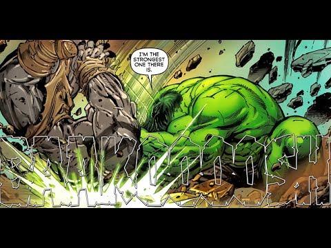Hulk vs. Skaar - Epic of Smash & Love