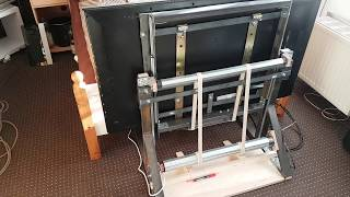 Tv Lift Schrank diy tv lift jinni
