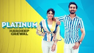 Platinum : Hardeep Grewal, Gurlez Akhtar (Teaser) Releasing On 23th June | GK.Digital | Geet MP3