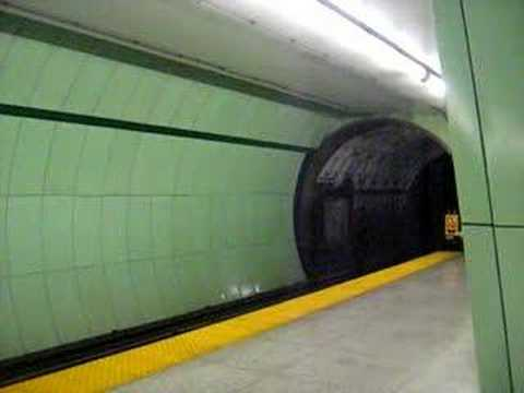 St Patrick Subway Station
