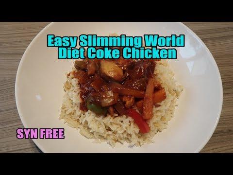 EASY Slimming World Diet Coke Chicken SYN FREE