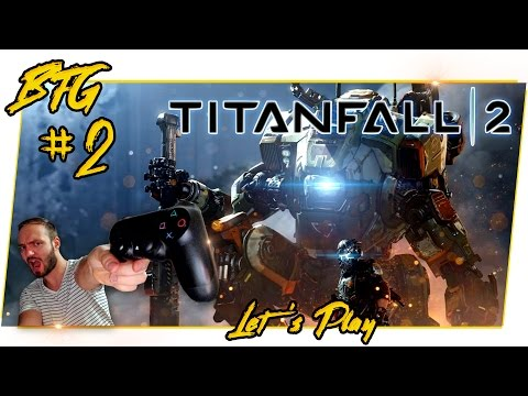 TitanFall 2 Campaign Mission 2  - BT 7274 Gameplay Part 2 (PC Campaign)