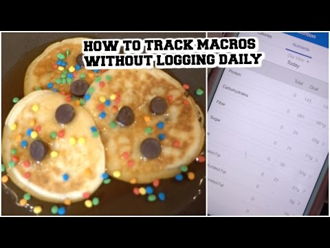 FDOE High Carb Day | How to Track Macros Without Logging Daily
