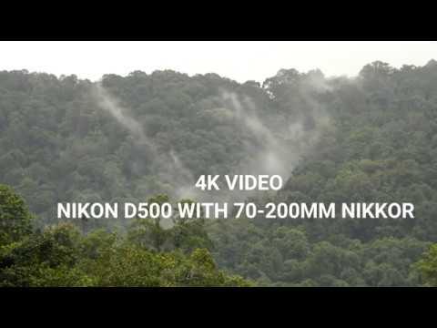Beautiful nature 4k video using nikon d500