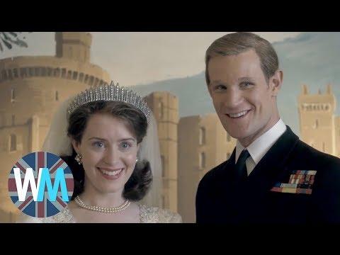 Top 10 British TV Period Dramas