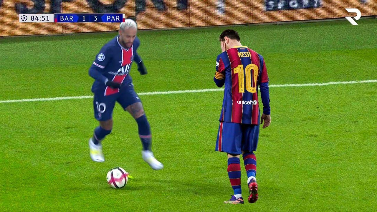 60+ Skills Only Neymar Jr Can Do In One Season.