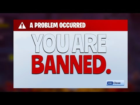 Trying to get BANNED! In Fortnite BattelRoyale