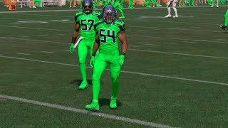 31e40a6446e Madden 17 All NFL Color Rush Uniforms on Players