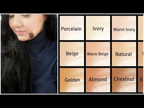 How To Pick The Right Foundation Shade  |Beginners | Indian Skin Tone
