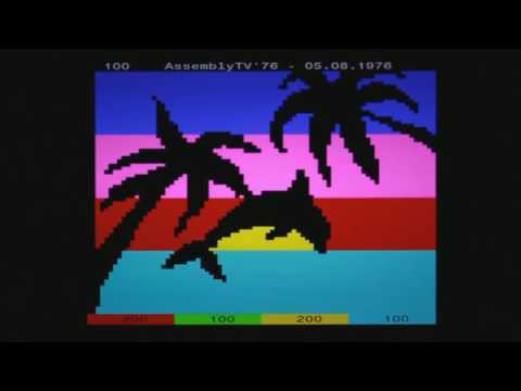 Teletext 40 years by Paraguay