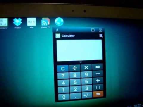 Samsung Multi Window Manager Demo