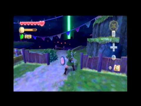 The Legend of Zelda: Skyward Sword - PT7 - THE NIGHT LIFE
