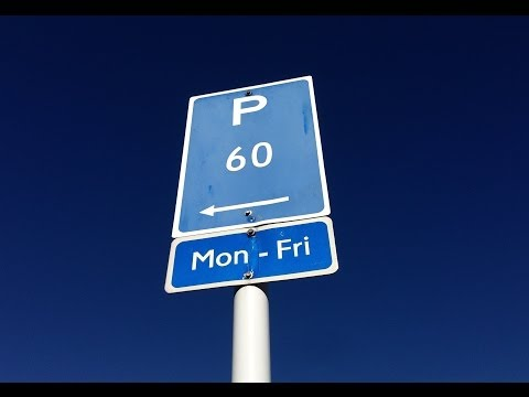 Driving Theory Test - NZ Road Code - Parking 1-9