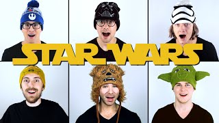 Accent - Star Wars Medley (Jazz A Cappella)