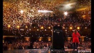 Top BEST 3 GOLDEN BUZZER & STANDING OVATION Singers!  -  America