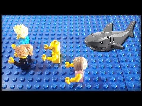 Lego Shark Attack 2017