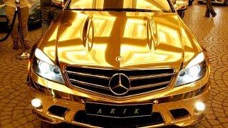 #x202b;أغرب 10 أشياء صنعت من الذهب#x202c;lrm;