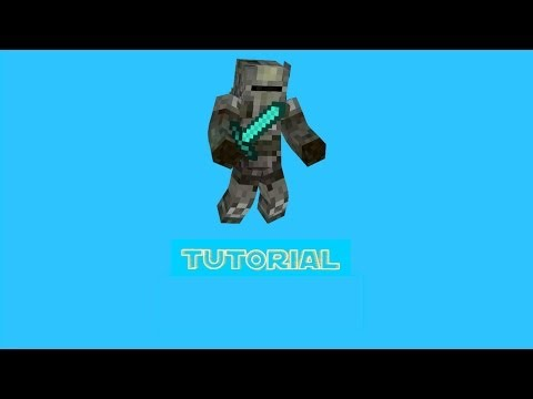 Tutorial - How to make a Minecraft channel icon