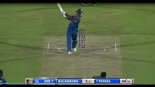 Highlights: 2nd ODI at MRICS - Sri Lanka v Pakistan