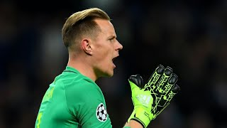 Ter Stegen 2018 · Barcelona · The Wall Of Berlin · Best saves | Football BR