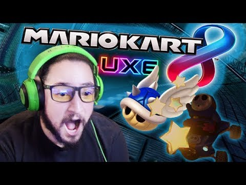 That Time I Played Mario Kart 8 with Subs