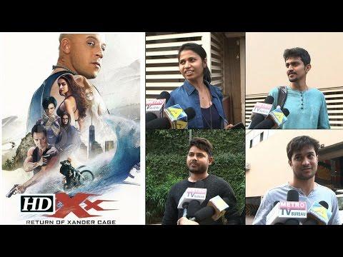 Xxx Mp4 Quot XxX Return Of Xander Cage Quot Indian Audience Response 3gp Sex