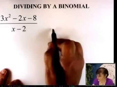 Begalg 17 Exponent Basics Dividing Polynomials