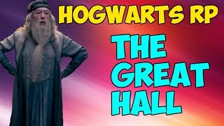 Hogwarts RP: DUMBLEDORE GIVES WHOLE SCHOOL ASSEMBLY!!