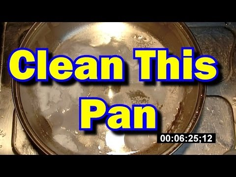 How to Clean a Stainless Steel Pan with Baking Soda