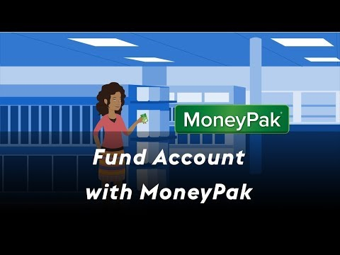 How to Fund Your RushCard Account Using MoneyPak