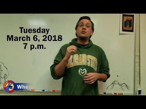 Colorado Caucus 2018: What, Where, When?