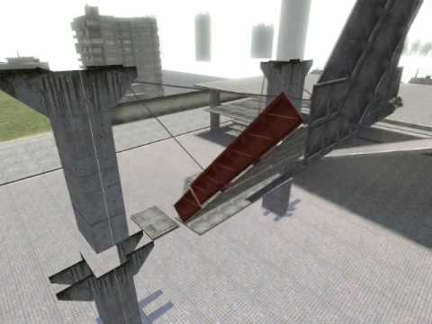 Rides and Rollercoasters in Garry's Mod