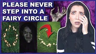 NEVER Accidentally Step Inside A Fairy Circle