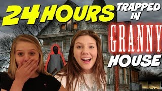 24 HOURS OVERNIGHT CHALLENGE IN GRANNY