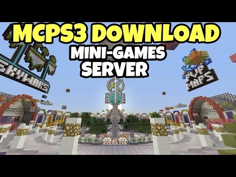 (DOWNLOAD) Minecraft PS3/PS4 - Epic Server Hunger Games and More