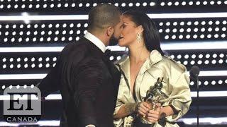 Drake Proclaims Love For Rihanna At 2016 VMA