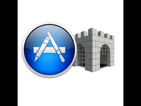 Mountain Lion app can't be opened because it was not downloaded from the Mac App Store:How-to Bypass