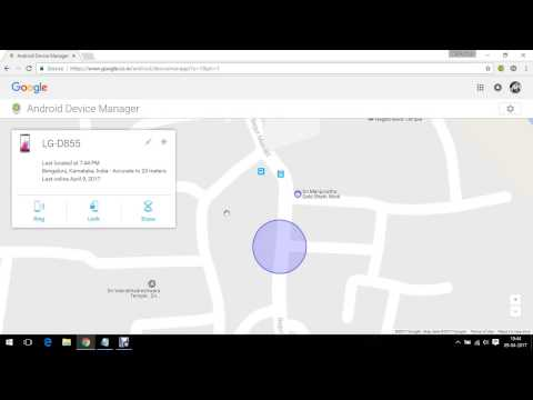 how to track location of android phone (how to find lost mobile phone locations)