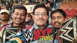 WWE Live India 16 January 2016 Live Reaction SaiGameZone & Tamilgaming HD